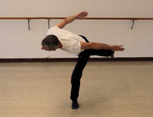 Cours de danse contemporaine par Stefano Spinelli