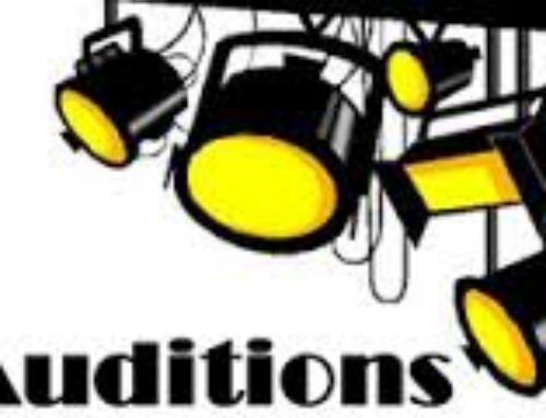 Actors Rep General Auditions 10th Jan 2017