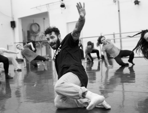 Urban contemporary workshop with Marco di Nardo on 18th Jan 2019