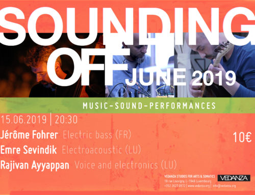 Sounding off – 15 June 2019