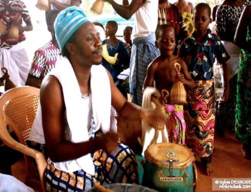 Workshop de Rythmes et Chants Traditionnels Béninois avec Eric Acakpo (Benin) 22 sep 2019