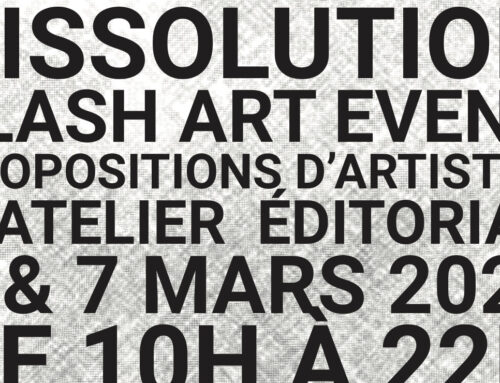 Dissolution Flash Event